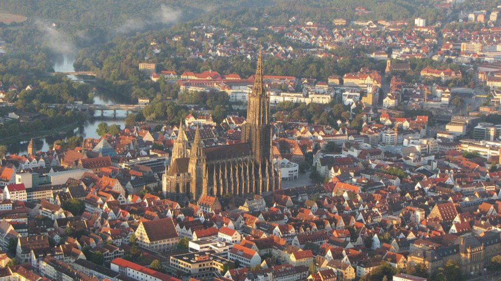 ulm cathedral, ulm, münster